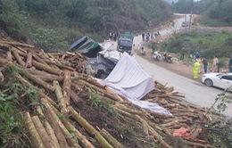 Tai nạn thảm khốc làm 7 người chết: Xe tải chạy tốc độ 46km/h trước khi đâm vào ta-luy