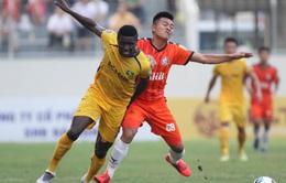 SHB Đà Nẵng – Sông Lam Nghệ An: Cuộc chiến ở hai đầu bảng xếp hạng (17h00 hôm nay trên VTV5, VTV6 và VTV Sports)