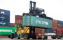Nhập khẩu hàng hóa từ Trung Quốc tăng mạnh