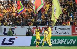 [KT] CLB Nam Định 1-0 Topenland Bình Định: Chiến thắng xứng đáng cho đội chủ nhà