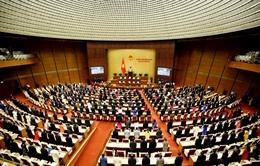 TRỰC TIẾP: Khai mạc kỳ họp cuối cùng của Quốc hội khóa XIV