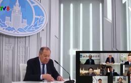 Ngoại trưởng Nga thăm Trung Quốc