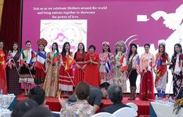 Đại nhạc hội văn hóa âm nhạc quốc tế Thế giới hát về Mẹ