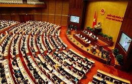 Quốc hội bắt đầu kiện toàn nhân sự chủ chốt của Nhà nước