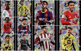 Goal bình chọn 10 tài năng trẻ của bóng đá thế giới: Barca, Dortmund, Ajax sở hữu những viên ngọc thô đáng giá