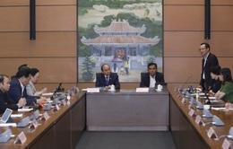 Quốc hội thảo luận về các báo cáo công tác nhiệm kỳ 2016-2021