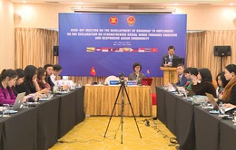 Thúc đẩy công tác xã hội vì một ASEAN gắn kết và chủ động thích ứng