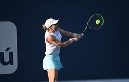 Simona Halep buộc phải chia tay Miami mở rộng