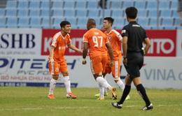 Đông Á Thanh Hoá 1–3 SHB Đà Nẵng: Rafaelson lập hat-trick, SHB Đà Nẵng thắng thuyết phục!