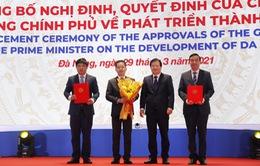 Công bố nghị định, quyết định về phát triển TP Đà Nẵng