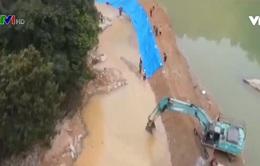 Quyết tâm tìm kiếm nạn nhân mất tích ở thủy điện Rào Trăng 3