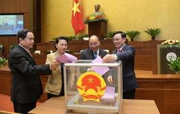 Ngày 1/4, bầu một số Phó Chủ tịch Quốc hội, trình miễn nhiệm Thủ tướng