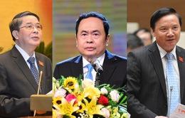 Trình danh sách 3 nhân sự để bầu làm Phó chủ tịch Quốc hội