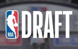 NBA công bố thời gian bắt đầu NBA Draft 2021