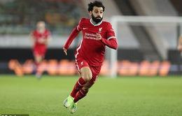 Mohamed Salah lại tiếp tục úp mở về tương lai