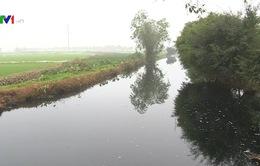 Cụm công nghiệp gây ô nhiễm môi trường ở Nam Định