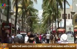 Phát hiện mới về biến thể virus SARS-COV-2 tại Brazil