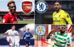 Chuyển nhượng bóng đá quốc tế ngày 5/3: Chelsea quyết lấy thủ môn của AC Milan, tài năng của Chelsea muốn khoác áo Arsenal