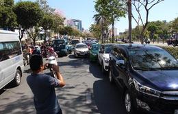 5 xe ô tô tông liên hoàn trên đường Điện Biên Phủ, TP Hồ Chí Minh
