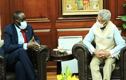 Ấn Độ và Nigeria đối thoại chiến lược, hợp tác chống khủng bố