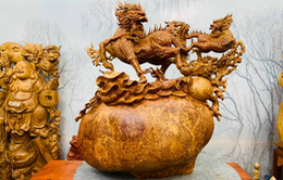 Đồ gỗ Phạm Kính - Địa chỉ cung cấp tượng gỗ trưng bày chất lượng, đẹp mắt