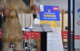 WHO: Tình hình COVID-19 tại Campuchia có dấu hiệu đáng lưu tâm