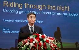 Đối mặt nhiều áp lực, Huawei vẫn tăng trưởng gần 4% doanh thu