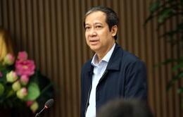 Bộ trưởng Bộ GD&ĐT là người chịu trách nhiệm toàn diện về kỳ thi THPT