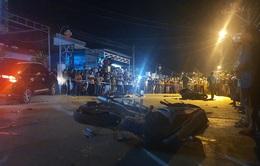 Tai nạn liên hoàn tại Quảng Nam khiến 5 người thiệt mạng
