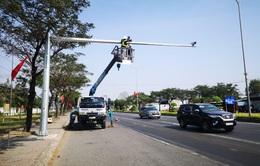 Chính thức vận hành hệ thống camera giám sát giao thông thông minh trên QL51