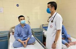 Hút thuốc lá trong 15 năm, phát hiện ung thư phổi năm 33 tuổi