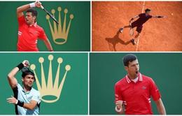 Monte Carlo Masters 2021: Djokovic cùng Fognini, Rublev dễ dàng vào vòng 3