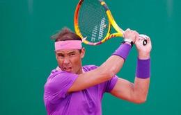 Rafael Nadal dễ dàng vào vòng 3 Monte Carlo Masters 2021