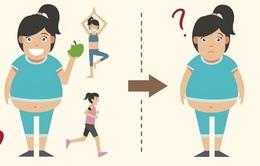 Lý do giảm cân không thành công dù đã ăn kiêng kỹ lưỡng