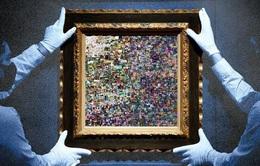 """""""Nóng"""" thị trường đầu tư tác phẩm nghệ thuật kỹ thuật số dựa trên NFT"""