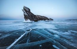 """Những bức hình tuyệt đẹp về nơi """"thời gian như đóng băng"""""""