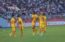 Kết quả, BXH vòng 10 LS V.League 1-2021 (ngày 17/4): Đông Á Thanh Hoá tiếp tục chiến thắng