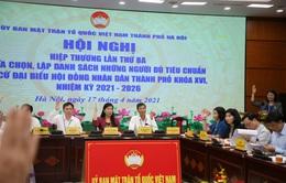 Hà Nội có 160 người đủ tiêu chuẩn ứng cử đại biểu Hội đồng nhân dân Thành phố