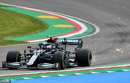 Mercedes chiếm ưu thế tại buổi chạy thử GP Emilia - Romagna