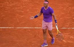"""Vua đất nện"" Rafael Nadal bị loại khỏi Monte Carlo Masters 2021"