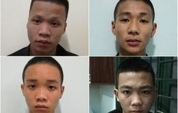 Bắt giữ băng nhóm U20 lừa mua xe máy trên mạng để cướp ở quận Hoàng Mai