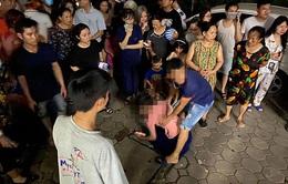 Hà Nội: Bé gái 3 tuổi rơi từ tầng 24 chung cư xuống tử vong