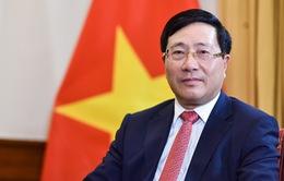 Miễn nhiệm Bộ trưởng Bộ Ngoại giao đối với Phó Thủ tướng Phạm Bình Minh