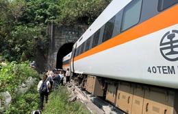 Tai nạn tàu hỏa tại Đài Loan (Trung Quốc): Ít nhất 48 người thiệt mạng, 159 người bị thương