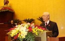 Quốc hội thông qua việc miễn nhiệm Chủ tịch nước Nguyễn Phú Trọng