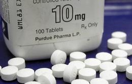 Nhiều hãng dược lớn của Mỹ bị kiện liên quan cuộc khủng hoảng lạm dụng thuốc giảm đau