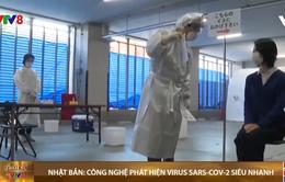 Nhật Bản tìm ra công nghệ phát hiện virus SARS-COV-2 siêu nhanh