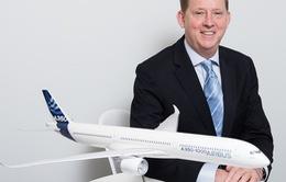 Airbus bổ nhiệm nhân sự cấp cao tại khu vực Đông Nam Á