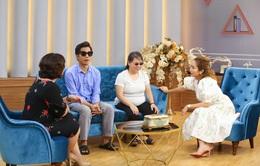 Ốc Thanh Vân khóc nghẹn với chuyện tình nghèo của cặp đôi khiếm thị