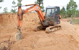 Quảng Nam sẽ kiểm tra 14 doanh nghiệp khai thác khoáng sản